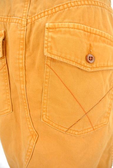 CUBE SUGAR(キューブシュガー)の古着「タックカラーデニムスカート(スカート)」大画像5へ