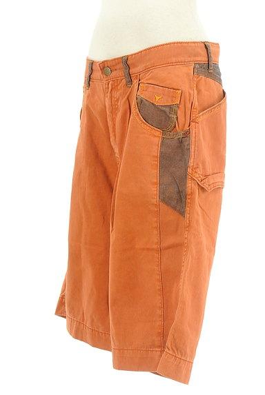 CUBE SUGAR(キューブシュガー)の古着「カジュアルハーフパンツ(ショートパンツ・ハーフパンツ)」大画像3へ