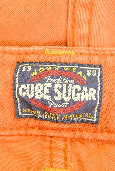 CUBE SUGAR(キューブシュガー)の古着「カジュアルハーフパンツ(ショートパンツ・ハーフパンツ)」大画像6へ