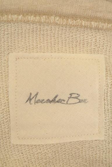 MOROKO BAR(モロコバー)の古着「コンパクトロゴスウェット(スウェット・パーカー)」大画像6へ