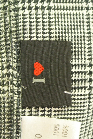 MOROKO BAR(モロコバー)の古着「パフ袖チェックチュニック(カットソー・プルオーバー)」大画像6へ