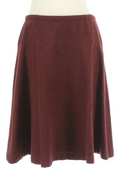 UNITED ARROWS(ユナイテッドアローズ)の古着「ノンタックウールスカート(スカート)」大画像1へ