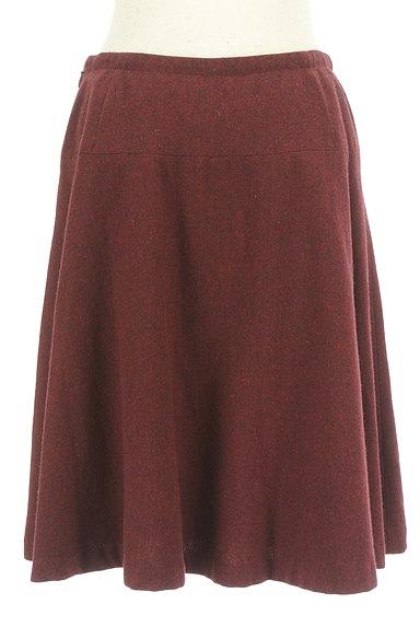 UNITED ARROWS(ユナイテッドアローズ)の古着「ノンタックウールスカート(スカート)」大画像2へ
