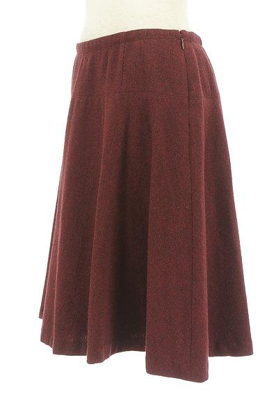 UNITED ARROWS(ユナイテッドアローズ)の古着「ノンタックウールスカート(スカート)」大画像3へ
