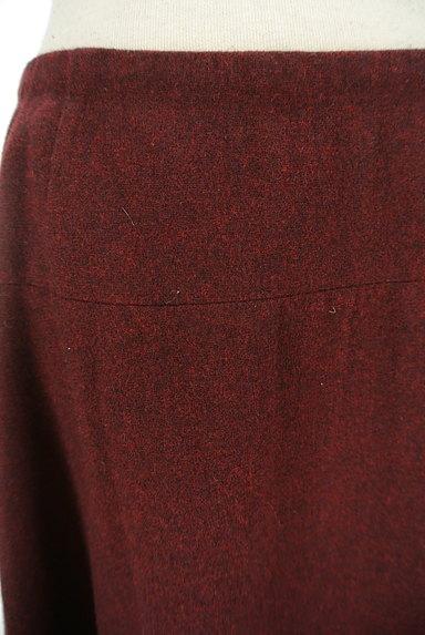 UNITED ARROWS(ユナイテッドアローズ)の古着「ノンタックウールスカート(スカート)」大画像4へ