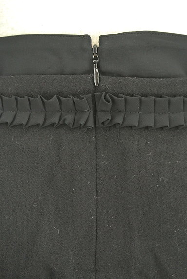Viaggio Blu(ビアッジョブルー)の古着「ウエストフリルタックミニスカート(ミニスカート)」大画像5へ
