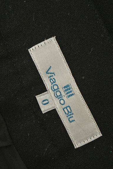 Viaggio Blu(ビアッジョブルー)の古着「ウエストフリルタックミニスカート(ミニスカート)」大画像6へ