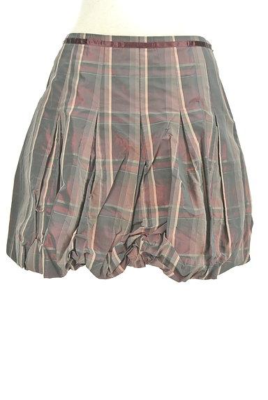 Lois CRAYON(ロイスクレヨン)の古着「タックバルーンミニスカート(ミニスカート)」大画像1へ