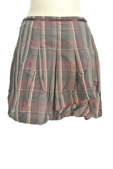 Lois CRAYON(ロイスクレヨン)の古着「タックバルーンミニスカート(ミニスカート)」大画像2へ