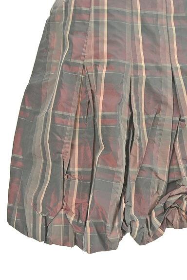 Lois CRAYON(ロイスクレヨン)の古着「タックバルーンミニスカート(ミニスカート)」大画像4へ