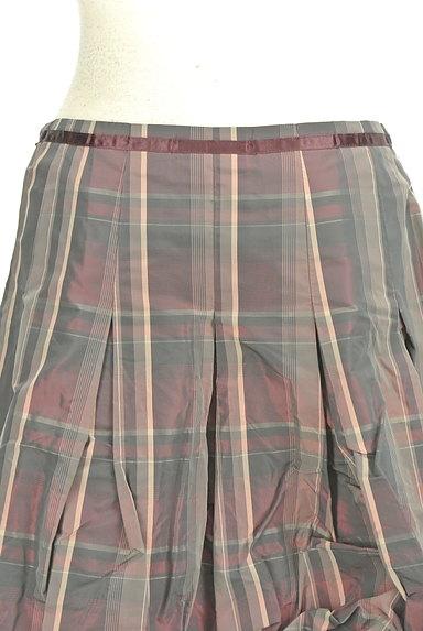 Lois CRAYON(ロイスクレヨン)の古着「タックバルーンミニスカート(ミニスカート)」大画像5へ