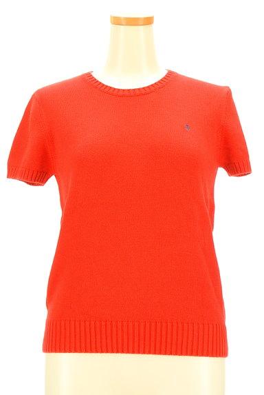 Ralph Lauren(ラルフローレン)の古着「ロゴ刺繍ニットセーター(セーター)」大画像1へ