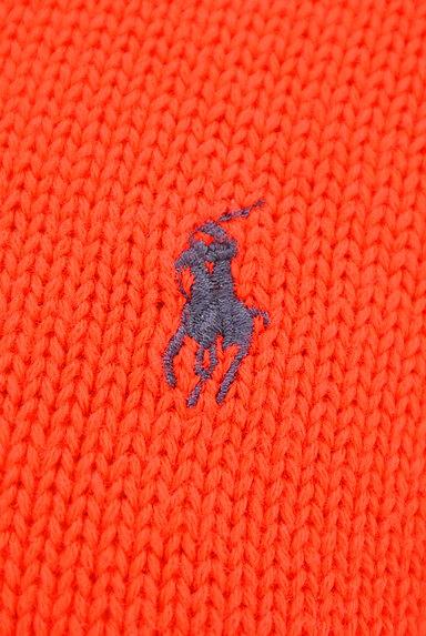 Ralph Lauren(ラルフローレン)の古着「ロゴ刺繍ニットセーター(セーター)」大画像4へ