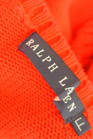 Ralph Lauren(ラルフローレン)の古着「ロゴ刺繍ニットセーター(セーター)」大画像6へ
