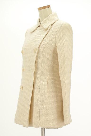 M-premier(エムプルミエ)の古着「襟付きフレアミドルコート(コート)」大画像3へ