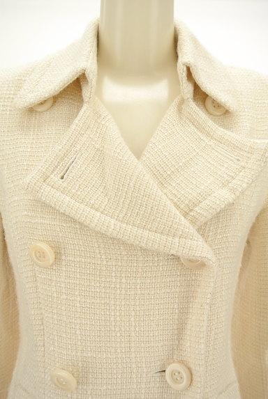 M-premier(エムプルミエ)の古着「襟付きフレアミドルコート(コート)」大画像4へ