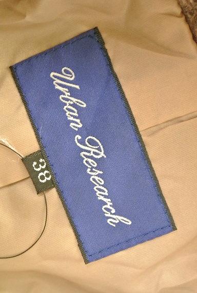URBAN RESEARCH(アーバンリサーチ)の古着「オルテガ柄襟付きミドルコート(コート)」大画像6へ