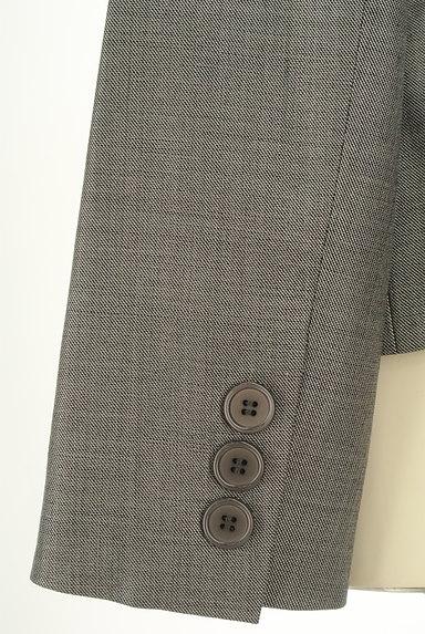 iCB(アイシービー)の古着「艶グレーテーラードジャケット(ジャケット)」大画像5へ