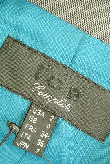 iCB(アイシービー)の古着「艶グレーテーラードジャケット(ジャケット)」大画像6へ
