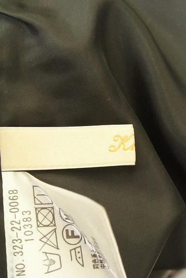 Khaju(カージュ)の古着「チェック柄スリットタイトスカート(ロングスカート・マキシスカート)」大画像6へ