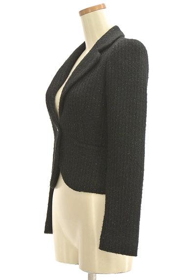 REBECCA TAYLOR(レベッカテイラー)の古着「ラメ混コンパクトジャケット(ジャケット)」大画像3へ