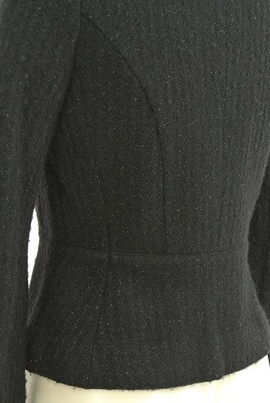 REBECCA TAYLOR(レベッカテイラー)の古着「ラメ混コンパクトジャケット(ジャケット)」大画像5へ