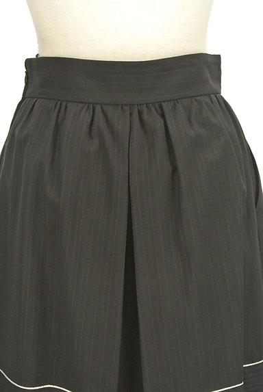 JILL by JILLSTUART(ジルバイジルスチュアート)の古着「ラメラインフレアスカート(ミニスカート)」大画像5へ