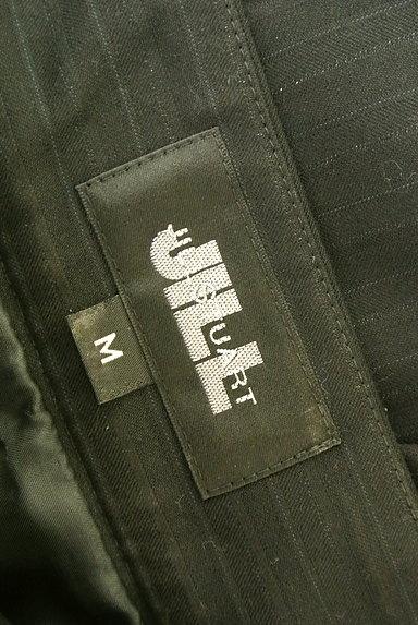 JILL by JILLSTUART(ジルバイジルスチュアート)の古着「ラメラインフレアスカート(ミニスカート)」大画像6へ