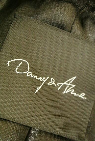 Danny&Anne(ダニー&アン)の古着「ノーカラーロングファーコート(コート)」大画像6へ