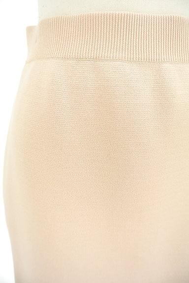 Rouge vif La cle(ルージュヴィフラクレ)の古着「ミモレ丈ニットスカート(スカート)」大画像4へ