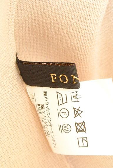 Rouge vif La cle(ルージュヴィフラクレ)の古着「ミモレ丈ニットスカート(スカート)」大画像6へ