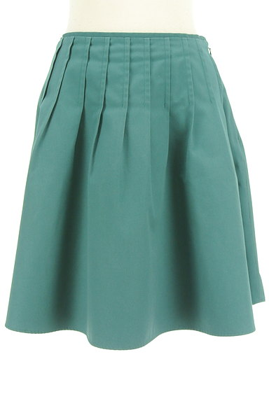 OPAQUE(オペーク)の古着「膝上丈シンプルフレアスカート(スカート)」大画像1へ