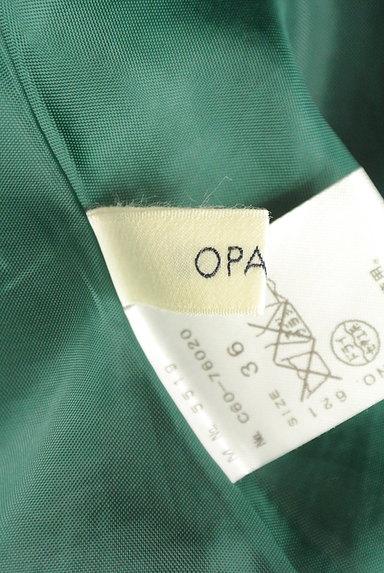OPAQUE(オペーク)の古着「膝上丈シンプルフレアスカート(スカート)」大画像6へ