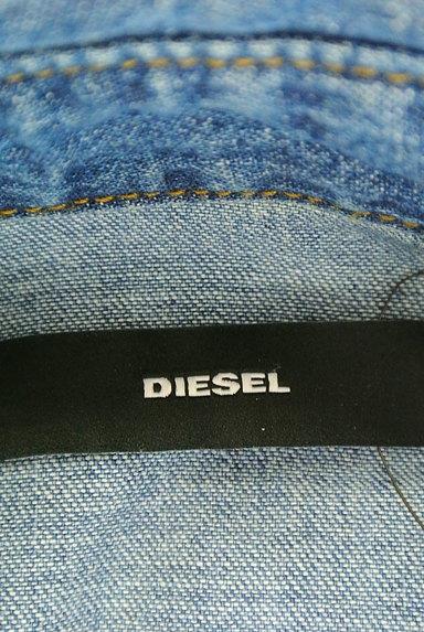DIESEL(ディーゼル)の古着「ジップデニムシャツ(カジュアルシャツ)」大画像6へ