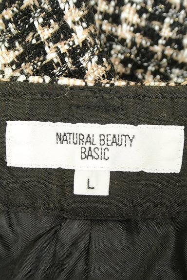 NATURAL BEAUTY BASIC(ナチュラルビューティベーシック)の古着「ラメツイードショートパンツ(ショートパンツ・ハーフパンツ)」大画像6へ