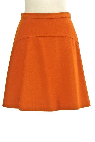 NOLLEY'S sophi(ノーリーズソフィ)の古着「膝上丈サイドプリーツスカート(ミニスカート)」大画像1へ