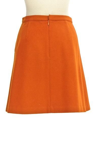 NOLLEY'S sophi(ノーリーズソフィ)の古着「膝上丈サイドプリーツスカート(ミニスカート)」大画像2へ