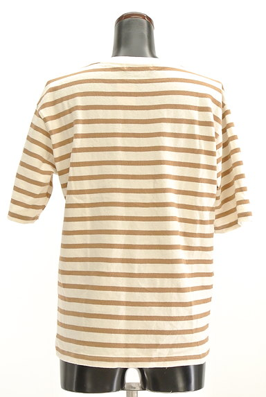 UNITED ARROWS(ユナイテッドアローズ)の古着「ポケット付ボーダーTシャツ(Tシャツ)」大画像2へ