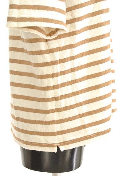 UNITED ARROWS(ユナイテッドアローズ)の古着「ポケット付ボーダーTシャツ(Tシャツ)」大画像4へ