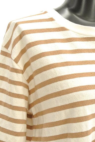 UNITED ARROWS(ユナイテッドアローズ)の古着「ポケット付ボーダーTシャツ(Tシャツ)」大画像5へ