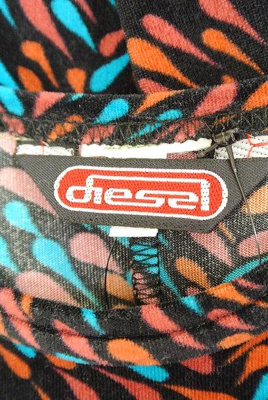 DIESEL(ディーゼル)の古着「総柄起毛カットソー(カットソー・プルオーバー)」大画像6へ
