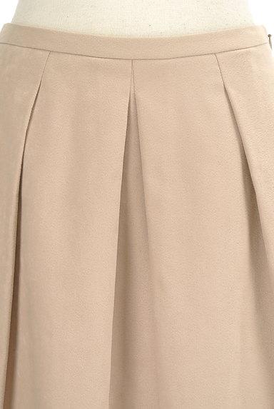 MICHEL KLEIN(ミッシェルクラン)の古着「膝丈タックフレアスカート(スカート)」大画像4へ