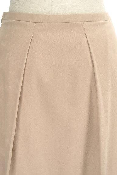 MICHEL KLEIN(ミッシェルクラン)の古着「膝丈タックフレアスカート(スカート)」大画像5へ