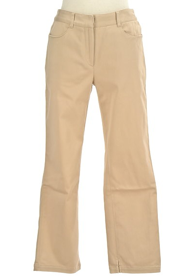 DKNY(ディーケーエヌワイ)の古着「シンプルストレートパンツ(パンツ)」大画像1へ