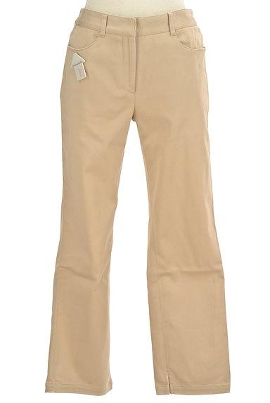 DKNY(ディーケーエヌワイ)の古着「シンプルストレートパンツ(パンツ)」大画像4へ
