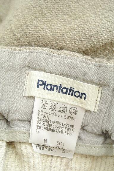Plantation(プランテーション)の古着「ロールアップストレートパンツ(パンツ)」大画像6へ