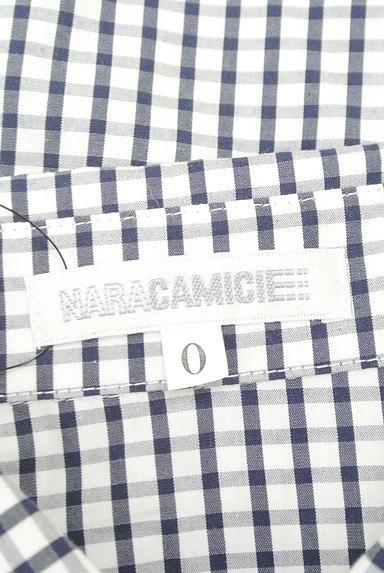 NARA CAMICIE(ナラカミーチェ)の古着「(ブラウス)」大画像6へ