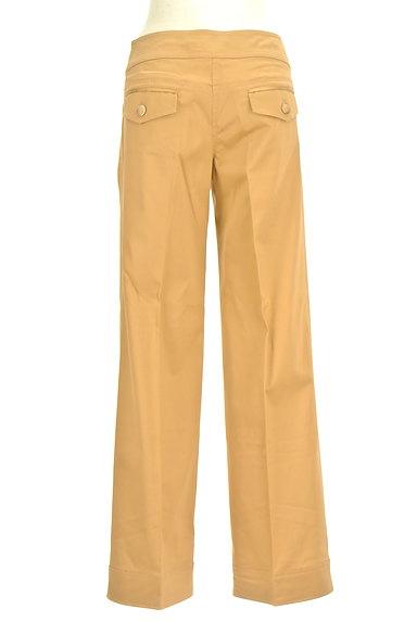 NARA CAMICIE(ナラカミーチェ)の古着「センタープレスセミワイドパンツ(パンツ)」大画像2へ