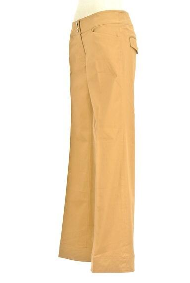 NARA CAMICIE(ナラカミーチェ)の古着「センタープレスセミワイドパンツ(パンツ)」大画像3へ