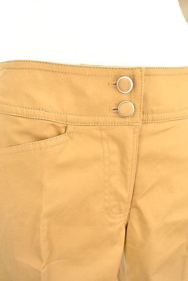 NARA CAMICIE(ナラカミーチェ)の古着「センタープレスセミワイドパンツ(パンツ)」大画像4へ